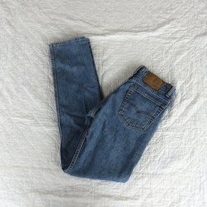 Vintage Levi's 505s USA Made High Rise Jeans
